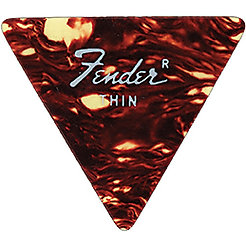 Fender 355 Thin Classic Celluloid Guitar Pick