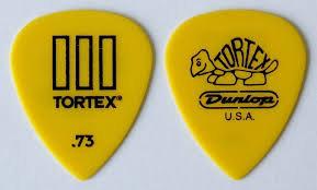 Dunlop Tortex T3 Sharp Tip