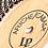 LP 234A Standard  Wood Afuche/Cabasa -TopView
