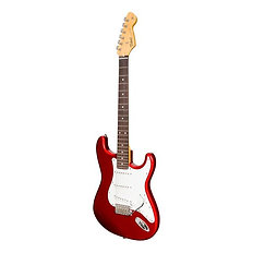 Tokai Vintage Series-Electric Guitar-AST104-Old Candy Apple Red