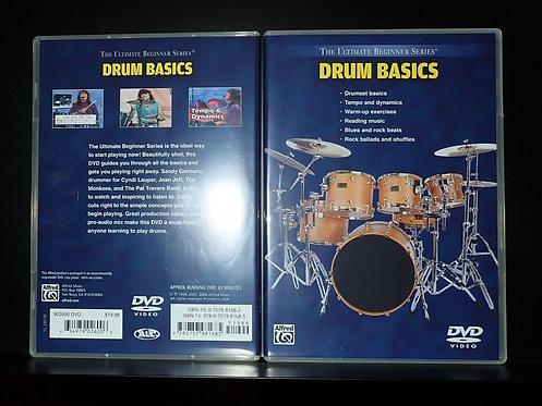 The Ultimate Beginner Series - Drum Basic -DVD