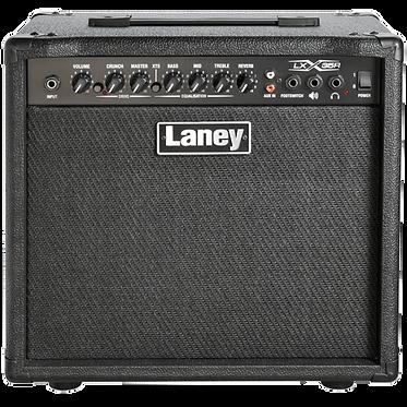 Laney UK  LX35R  35 WATT, Twin Channel AMP 3EQ Band On-borad Reverb