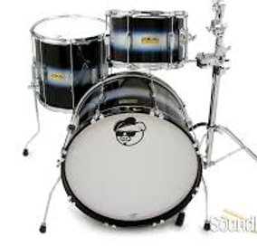 Pork Pie Hip Pig 2 Kit of 4 Pieces including Snare