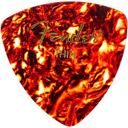 Fender 346 Guitar Pick Classic Celluloid - Thin