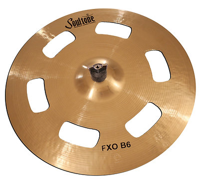 Soultone FXO B6 Cymbal Top View