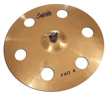 Soultone FXO 6 Cymbal Top View