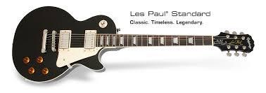 Epiphone Les Paul Standard - Black