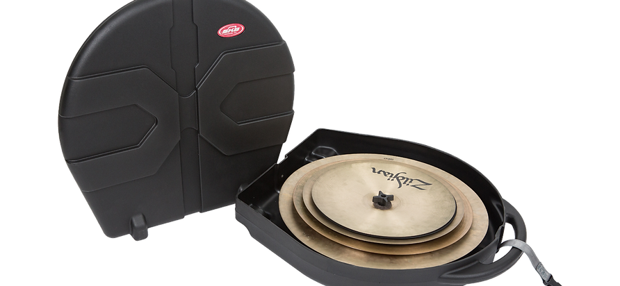 "SKB Cymbals Rolling Vault -Available in 22"" & 24"""
