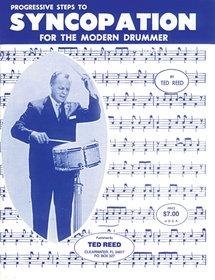 Syncopation for the Modern Drummer-Method Book Cover