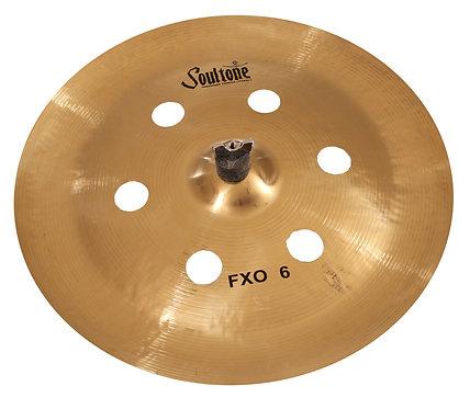 Soultone FXO6 China Cymbals