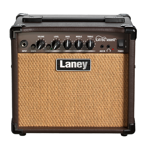 Laney UK - LA15C - Acoustic Amp Series