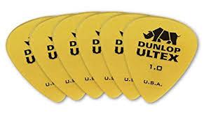 Dunlop Ultex Standard Series Guitar Pick