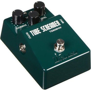 Ibanez Vintage Tube Screamer - Re-issue TS808 Front View