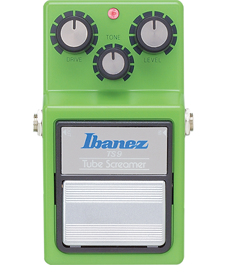 Ibanez Effects Tube Screamer TS9 Front