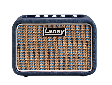 Laney UK MINI ST Lion Heart AMP-Drive, Gain, Tone Channels with on-board AUX
