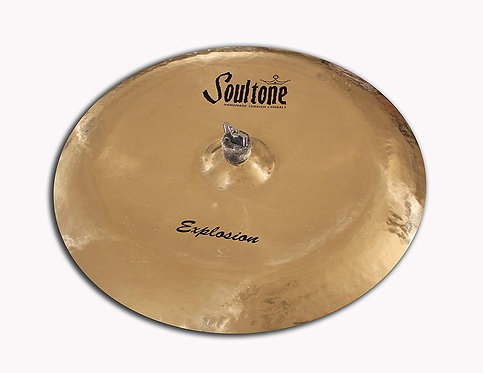 "Soultone Explosion China Ride Cymbal (14"" as shown)"