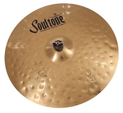 Soultone Heavy Hammered Crash Cymbal