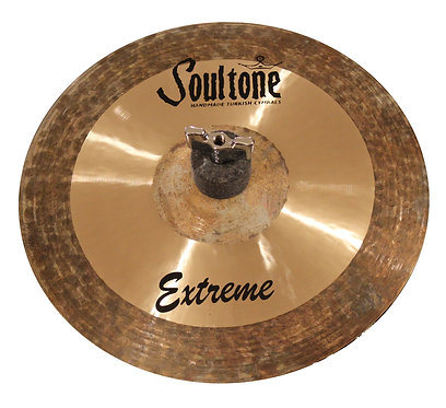 Soultone Splash Cymbal -Extreme Series -Top View