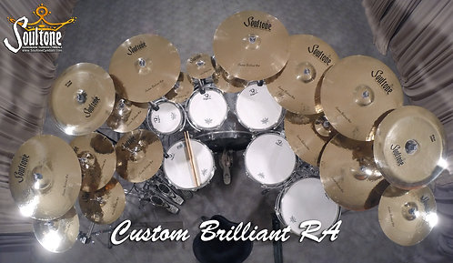 Soultone Custom Brilliant RA Series - All Top View