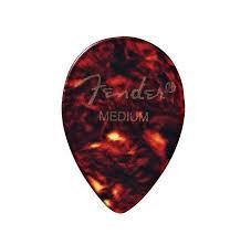 Fender Celluloid Classic Shape - 358M Front