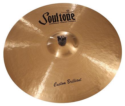 Soultone Custom Brilliant Ride Cymbal