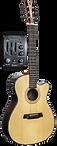 ASR26-Amatis Folk Acoustic/Electric Guitar- 4Band EQ