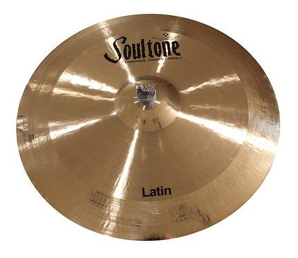 Soultone Latin Ride Cymbal Top View