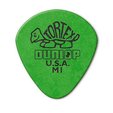 Dunlop Tortex 472RM1 - Jazz Medium Round-Front