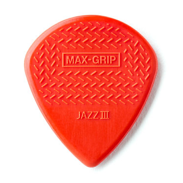 Dunlop_MaxGrip_NylonRed_JazzIII_471R3N-Front