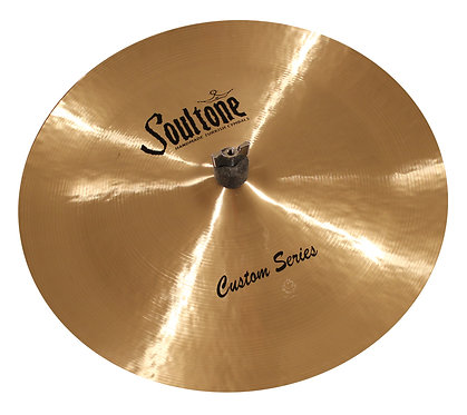 Soultone China Cymbals - Custom Series- Crash View