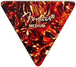 Fender 355 Medium Classic Celluloid Guitar Pick