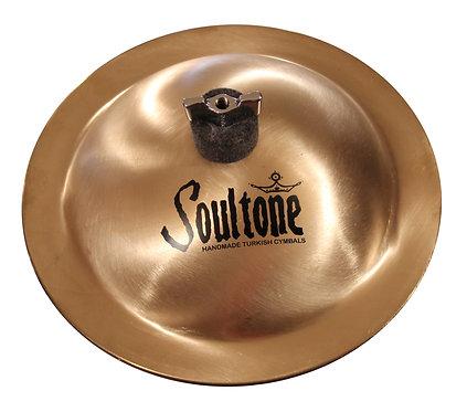 Soultone Dry Bronze Bell Top View