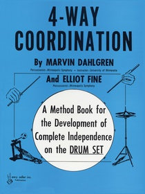 4-Way Coordination by Marvin Dahler-Book Cover