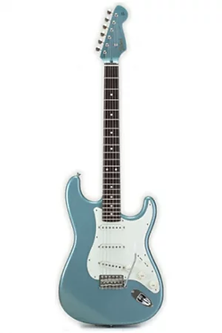 Tokai Vintage Series-Electric Guitar-AST 104-Ocean Turquoise Metallic