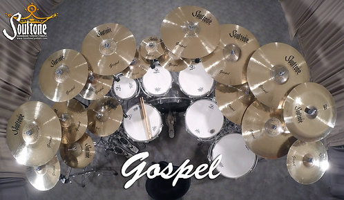 Soultone Cymbal - Gospel All Sizes