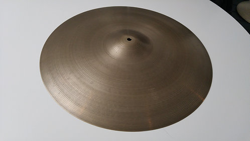 "Used Bronze Crash 24"" Cymbals"