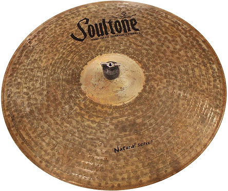 Soultone Natural Mega-Bell Cymbal - Ride