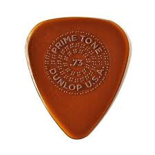 Dunlop 510R Primetone Standard Guitar Pick 0.73mm FrontView