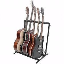 Guitar Rack Stand - 5Guitars-R1-GTR-RACK-5