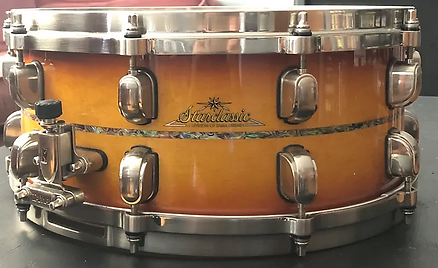Tama Star Classic 2002 Maple Snare - Made in Japan