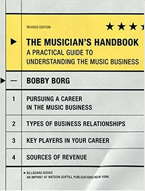 The Musician's Handbook - Practical Guide to the Music Business