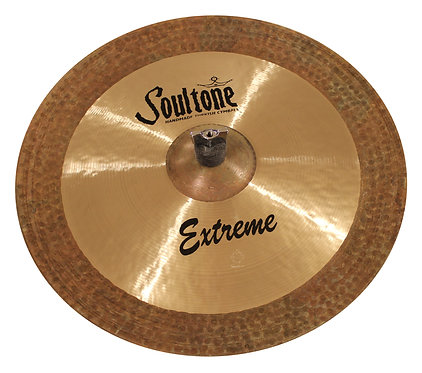 "Soultone Cymbals Extreme China - 10"" Crash"