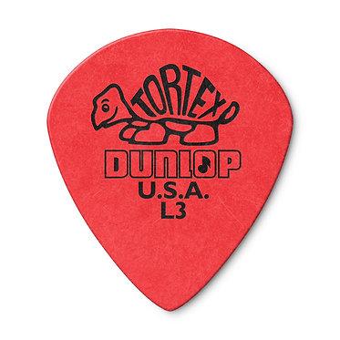 Dunlop Tortex 472RL3 - Jazz Pick