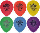 Dunlop Tortex Small TearDrop