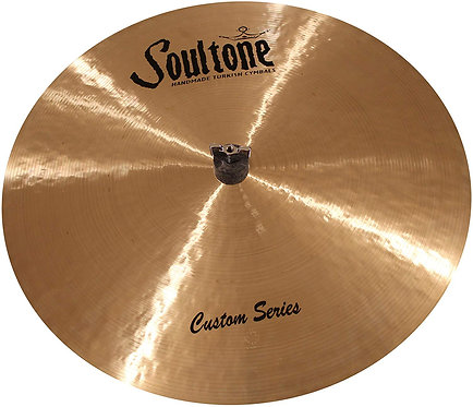 Soultone Ride Cymbals Custom Series - Top View