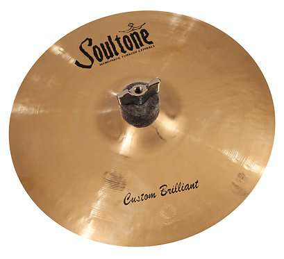 Soultone Custom Brilliant Cymbals - Splash