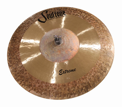 Soultone Extreme Megabell Ride Cymbal Top View