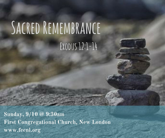 Sacred Remembrance