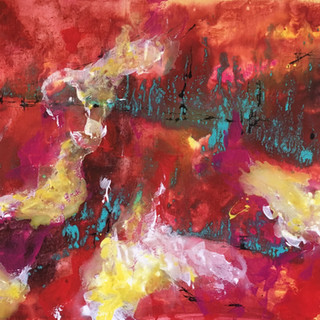 a hot and crazy summer day 115x75cm.JPG