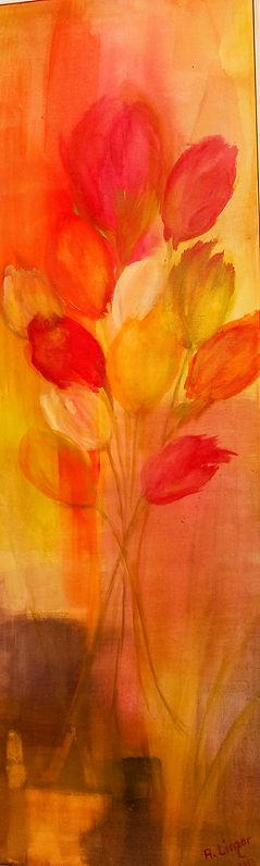 Mal.anders - Acrylbilder von Andrea Linzer